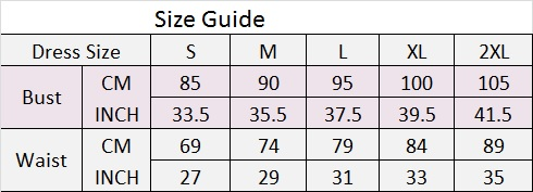 New GK size guide