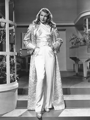 Rita Hayworth in Gilda 1946