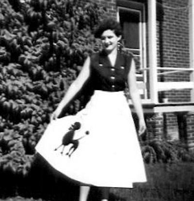 Women's Fashion Transformation Continued: The 1950s